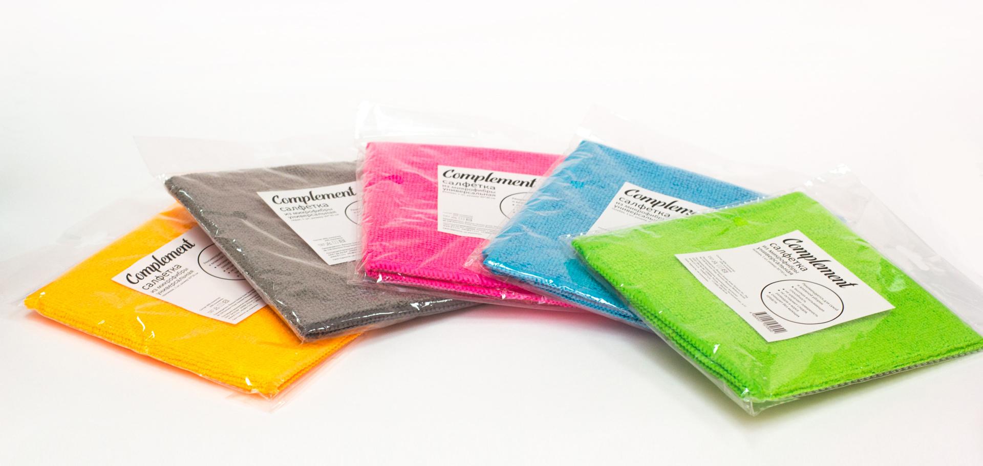 Что лучше всего мыть салфеткой из микрофибры