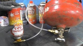 Газовые баллоны для горелок: как выбрать топливо для горелок? | заброска.рф