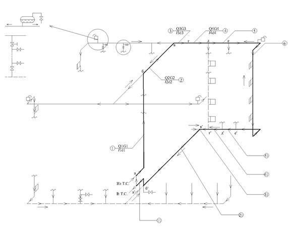 Гидравлический расчет системы отопления программа скачать