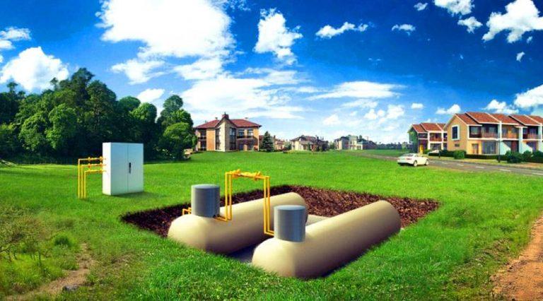 Газгольдер для частного дома – плюсы и минусы, цена, расчет, выгодно ли?