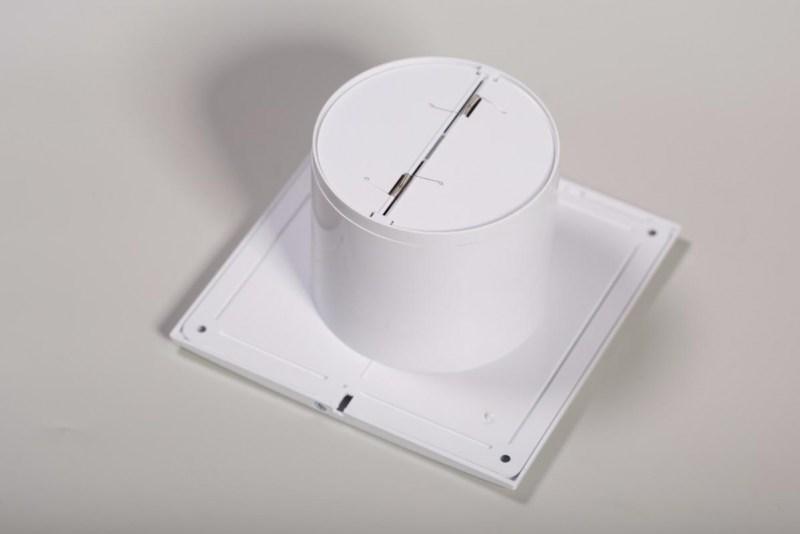 Обратный клапан на вытяжную вентиляцию