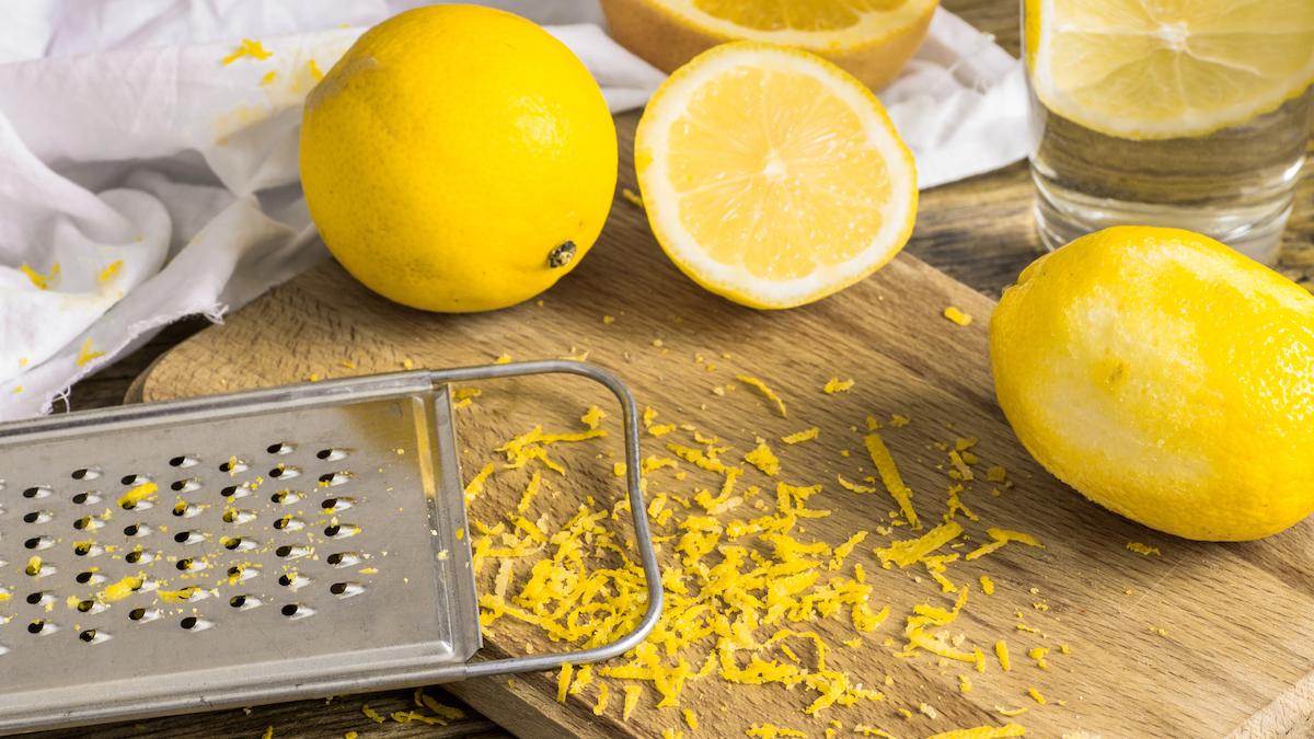 5 способов максимально использовать лимон без отходов - досуг - кулинария на joinfo.ua