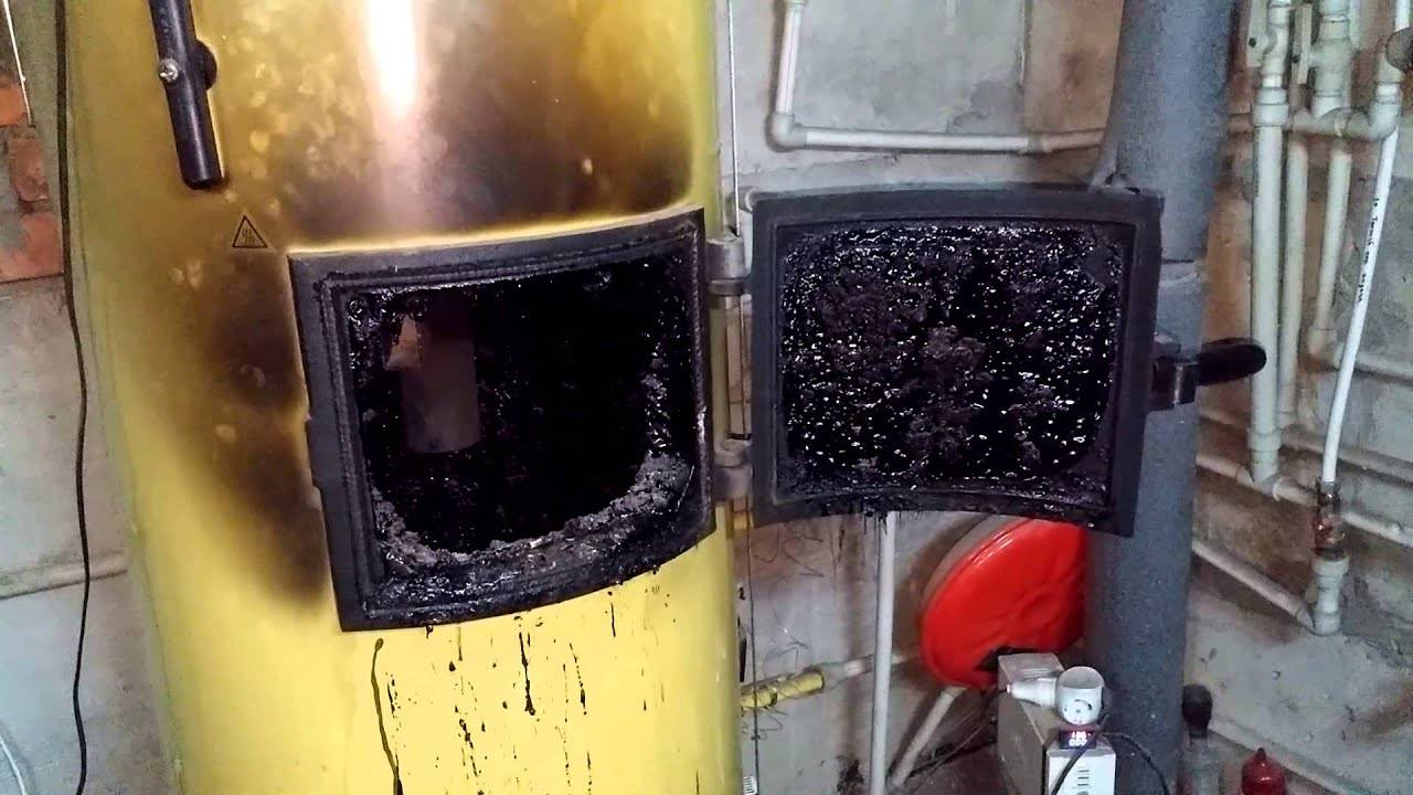 Почему котел работает, греет воду, а батареи чуть теплые