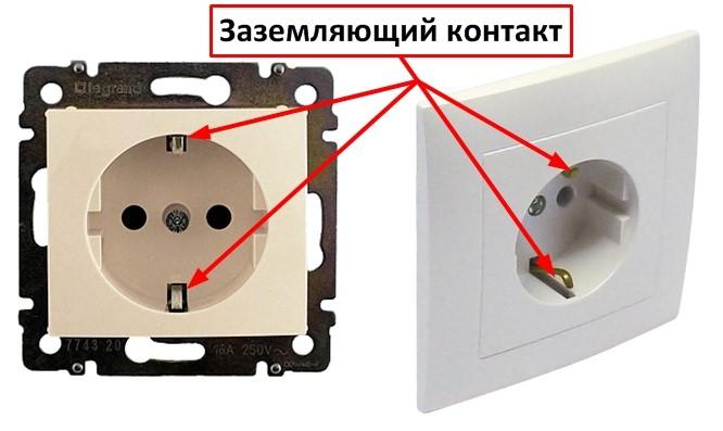 Как проверить заземление мультиметром и лампочкой