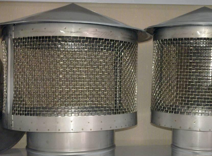 Устройство и расчёт дымовой трубы для котельной