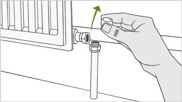 Как регулировать батареи отопления