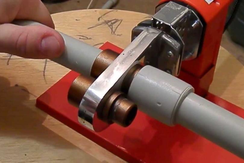Как сваривать полипропиленовые трубы: как сварить, сварка пп своими руками, как правильно варить пропиленовые трубы