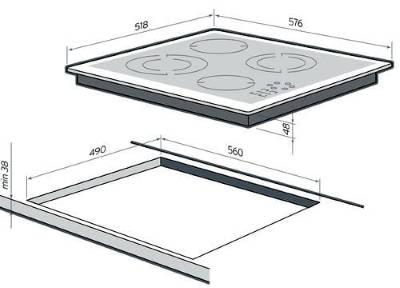 Подключение газовой плиты с электроподжигом: особенности