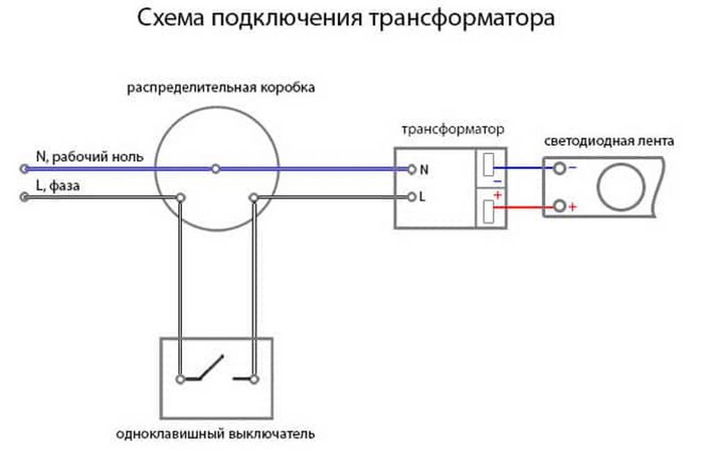 Как подключить выключатель с подсветкой