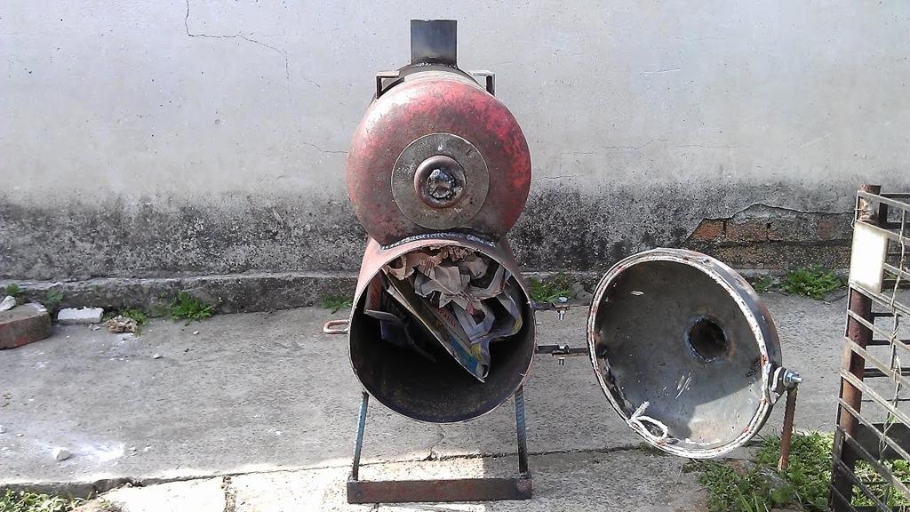Как сделать печь из газового баллона своими руками: схема, пошаговая инструкция с видео и прочее