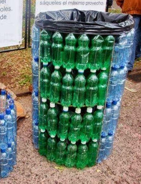 Пэт-бутылки: как происходит рециклинг, правила сбора и хранения пластика