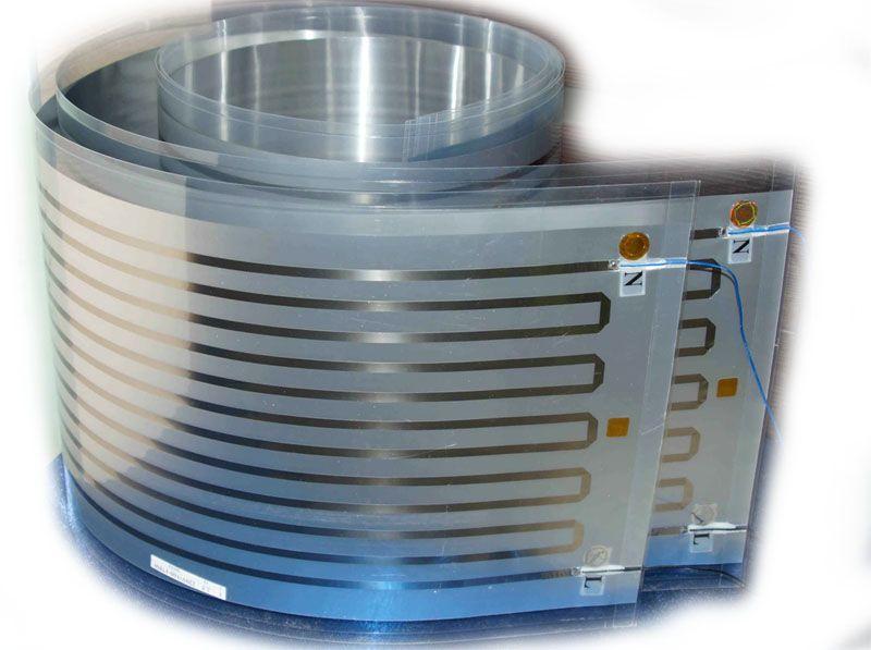 Плёночное инфракрасное отопление: как установить плёнку для обогрева дома