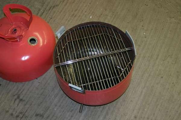 Газовый гриль своими руками: пошаговая инструкция по сооружению самоделки