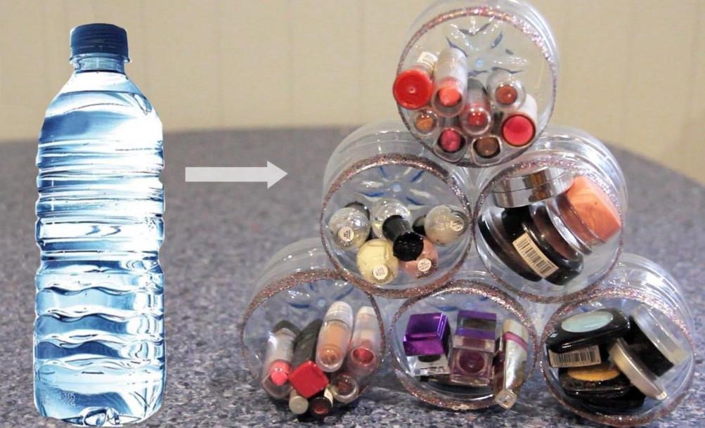 20+ оригинальных вариантов использования пластиковых бутылок на даче