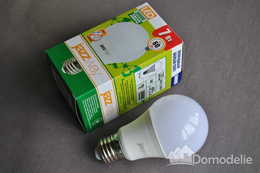 Jazzway - производители светодиодных ламп - led свет