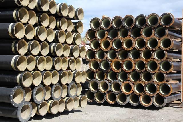 Технология изготовления стеклопластиковых труб