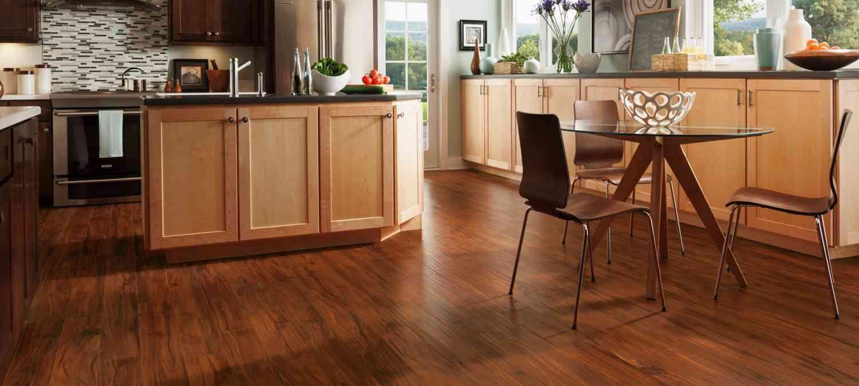 Из чего лучше сделать пол на кухне: выбираем идеальное покрытие