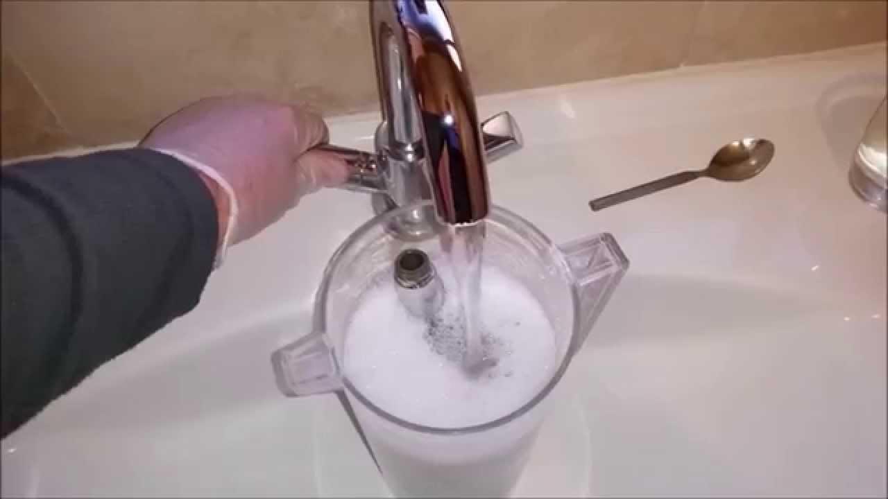 Нехитрые советы: как эффективно отмыть раковину от налёта, ржавчины, желтизны