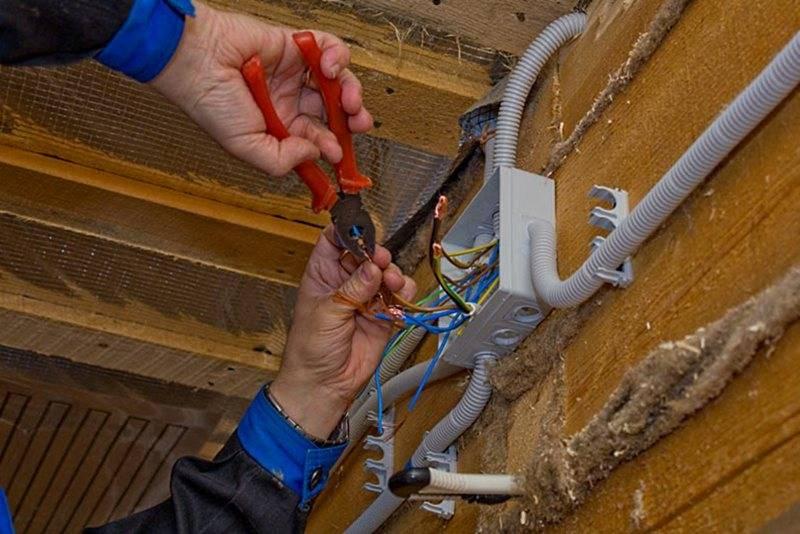 Монтаж электропроводки – основные требования и инструкции + видео