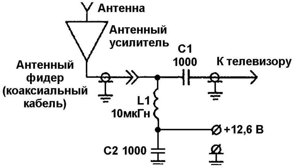 Качество сигнала под контролем— собираем усилитель тв антенны