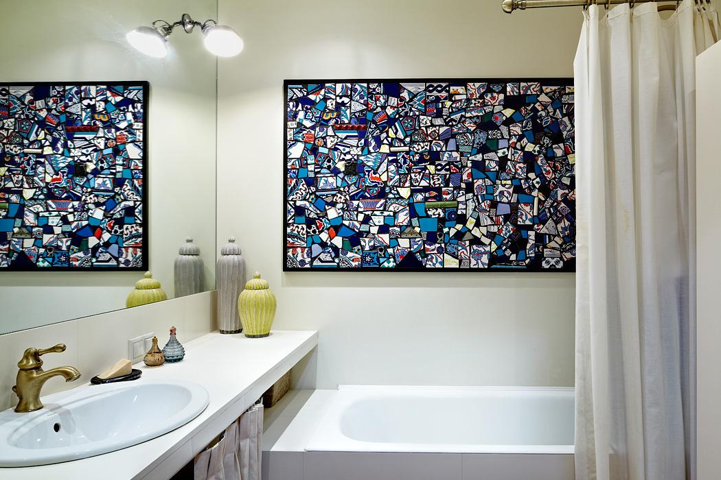 Украшаем ванную комнату: 10 оригинальных решений