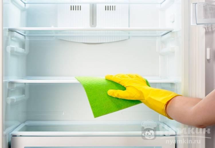 Как и чем мыть холодильник внутри — советы опытных хозяек
