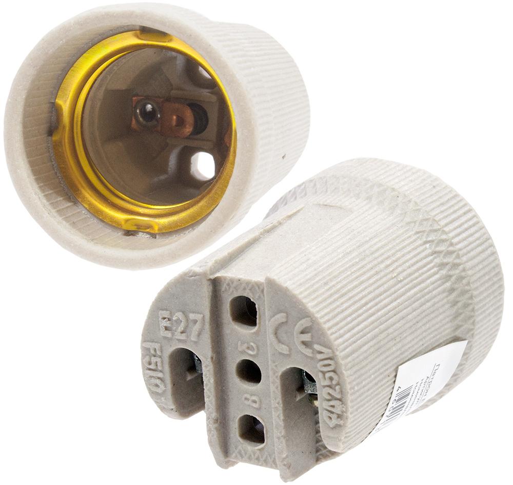 Патрон для лампочки: разновидности электроустановочного устройства - точка j