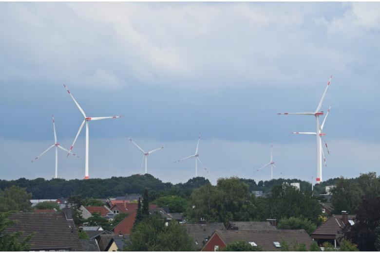 Ветроэнергетика в германии - wind power in germany - qaz.wiki