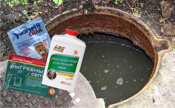 Что делать если выгребная яма не впитывает воду или септик