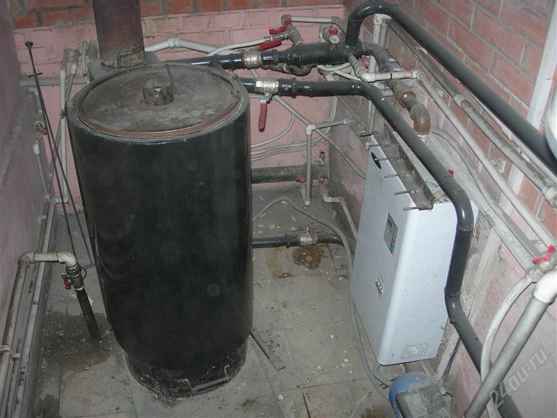 Как подключить бойлер (водонагреватель) косвенного нагрева