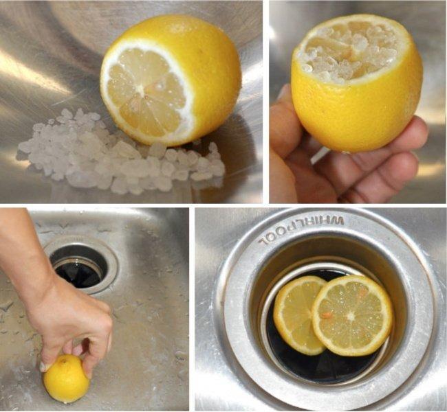 Как очистить чайник от накипи с помощью лимона