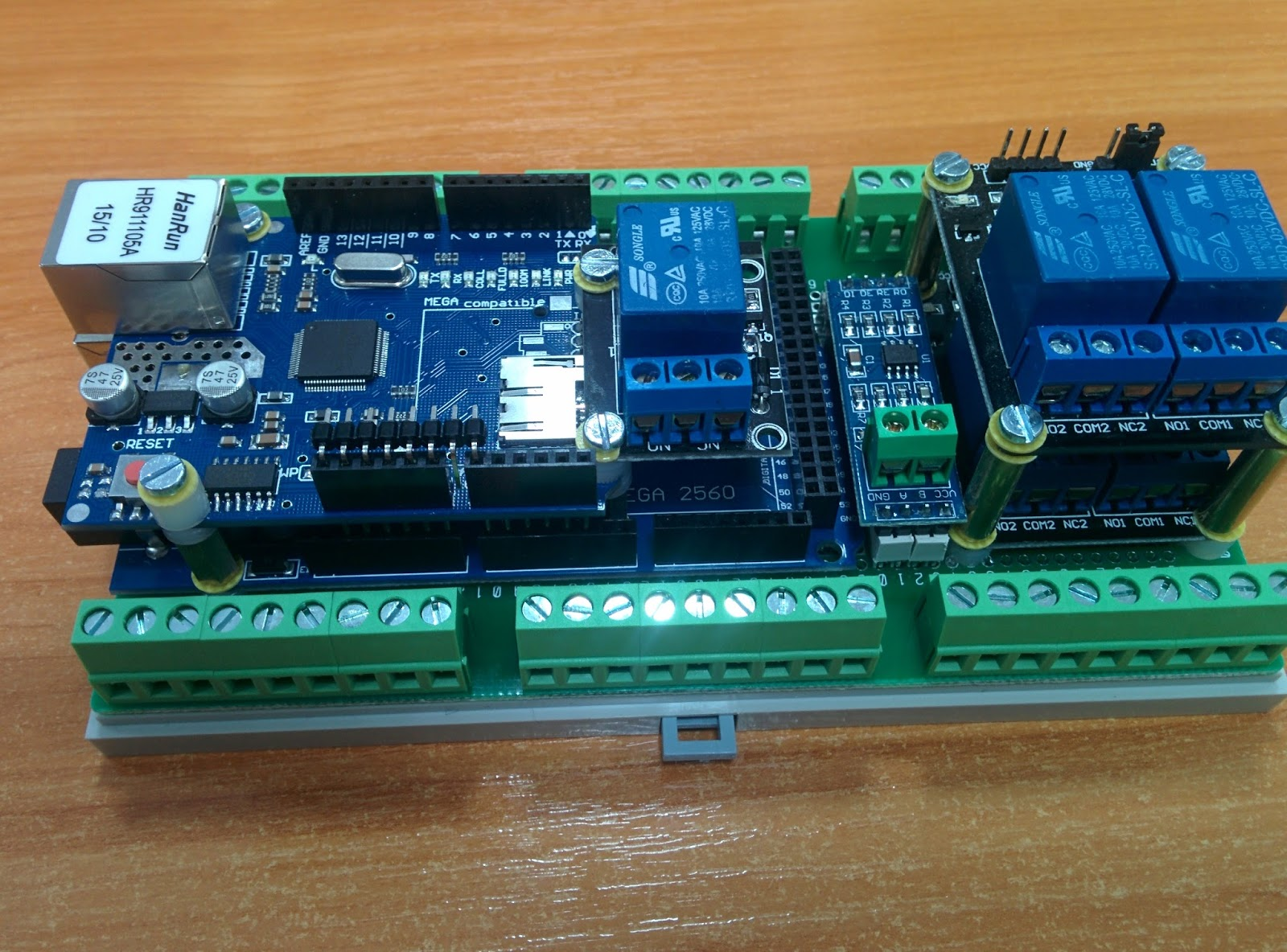 Проект: «умный дом на arduino»
