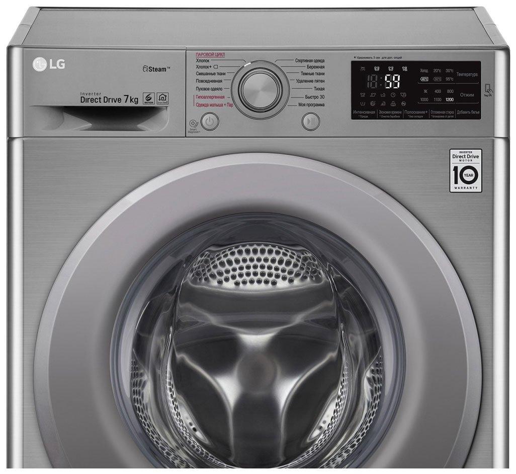 Корейские стиральные машины