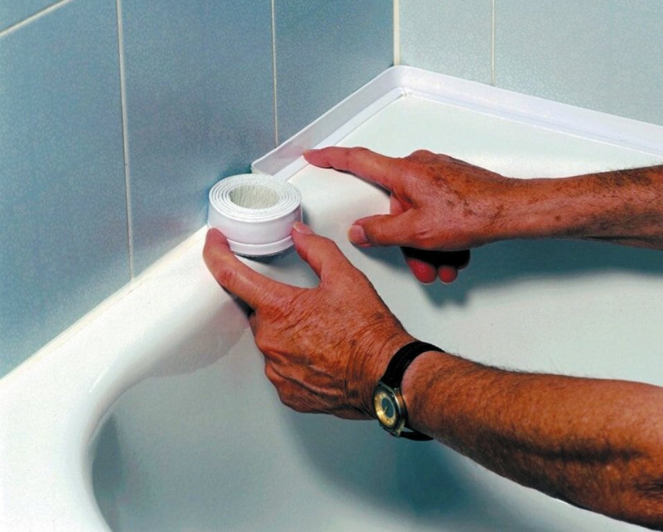 Как установить пвх уголок на ванну фото инструкция