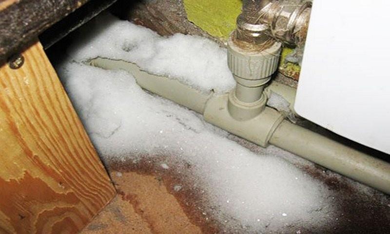 Как избавиться от конденсата в бетонном погребе или подвале