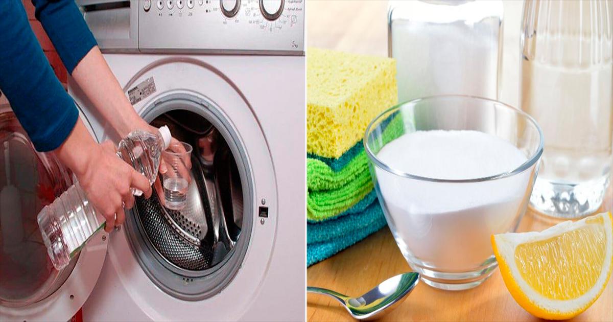 Как почистить барабан стиральной машины от грязи внутри