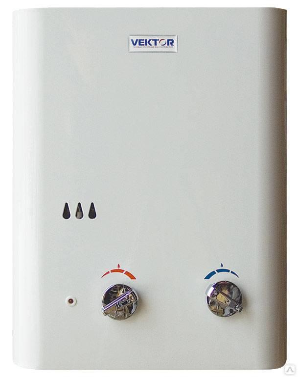 Ответы по эксплуатации газовой колонки вектор