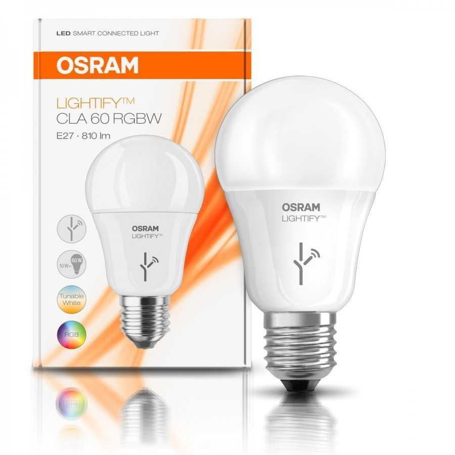 Светодиодные лампы gauss или osram - какие лучше выбрать, сравнение, цены 2020