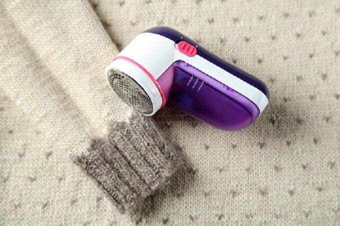 Как убрать катышки со свитера? 6 способов очистить свитер от катышек. причины и профилактика их появления.