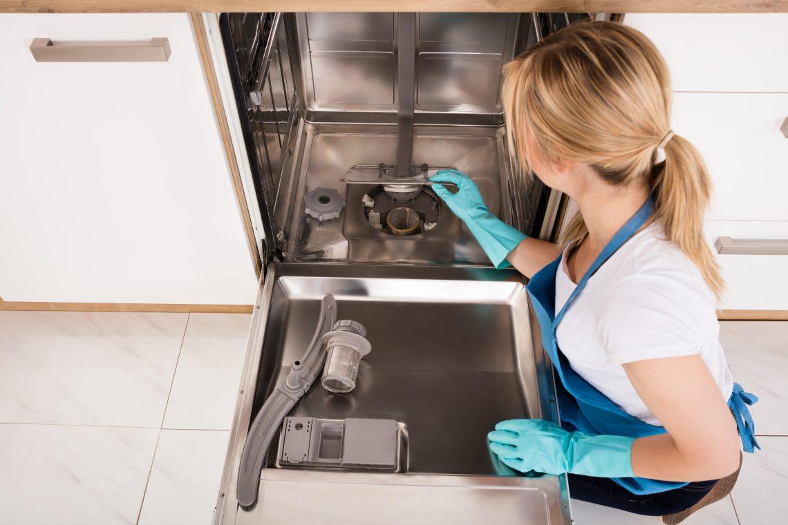 Как почистить посудомоечную машину от накипи: лучшие советы и средства от ivd.ru