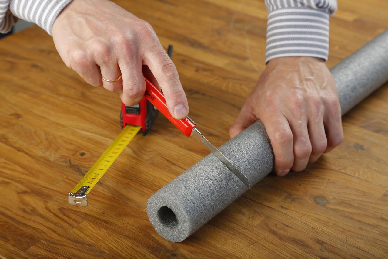 Теплоизоляция для труб отопления: материалы для утепления трубопровода