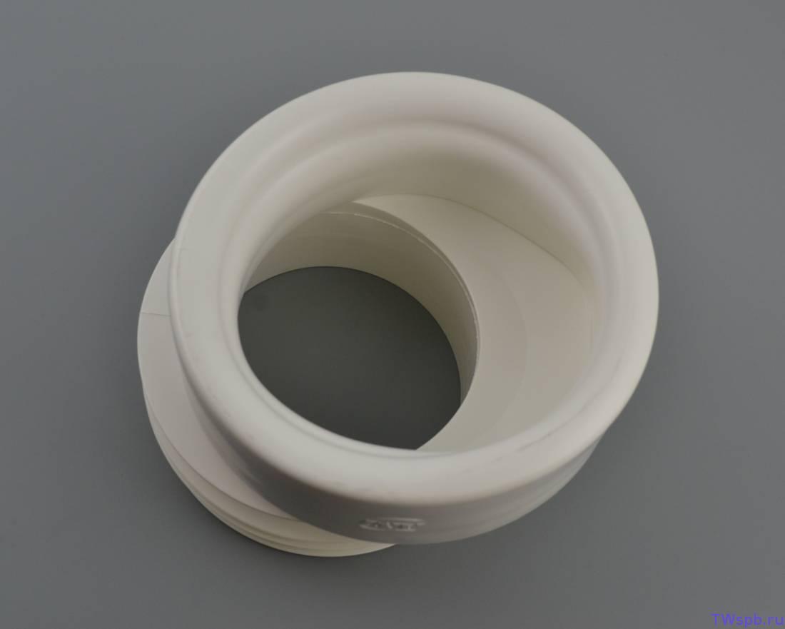 Как ставить манжет на унитаз - манжеты для унитаза