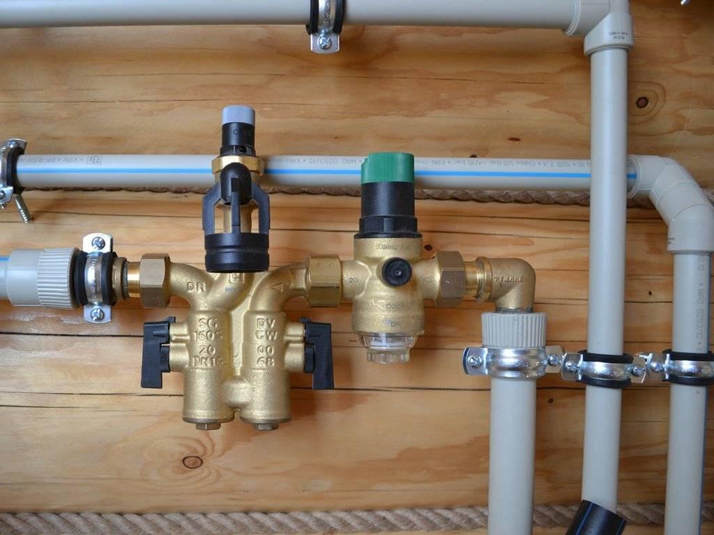 Водопровод из полипропилена своими руками: монтаж водопровода из пластиковых труб - точка j