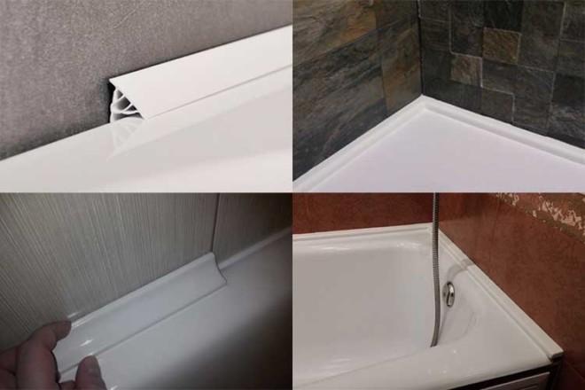 Уголки для ванны