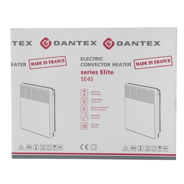 Dantex se45n-10 отзывы