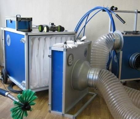 Пошаговая инструкция по очистке воздуховодов вентиляции: схема и способы чистки