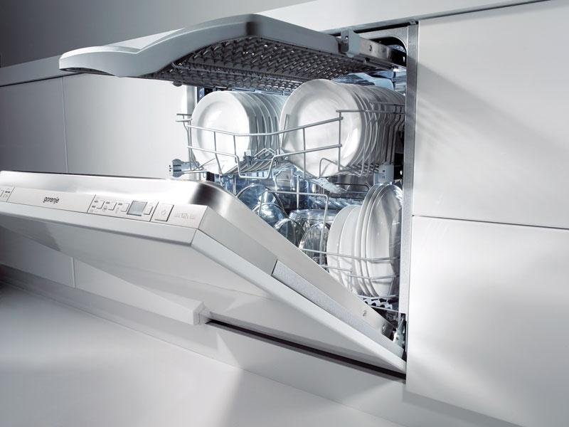 Сравнение лучших моделей встраиваемых посудомоечных машин gorenje
