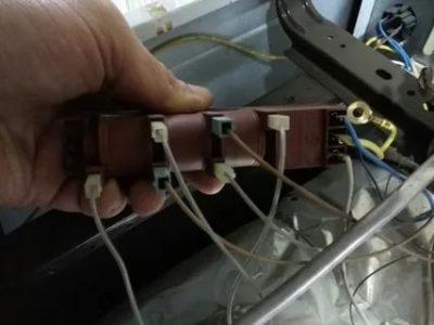 Постоянно щёлкает электроподжиг газовой плиты