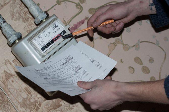 Поверка газовых счетчиков без снятия — правила и порядок