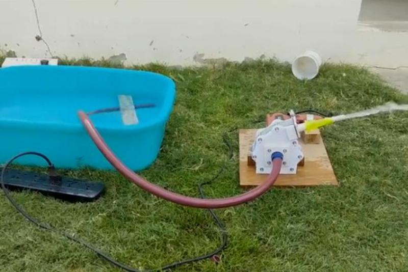 Самодельный насос для откачки воды: разбор 3-х вариантов, которые можно сделать своими руками